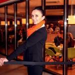Unsere Hostess im Einsatz für die Basketball Ulm GmbH