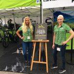 Messehostessen für die CYCLING SPORTS GROUP auf der Eurobike Friedrichshafen 2016