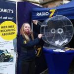 Promotion für Radio7