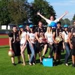 Wild Emotion Events Promoterinnen und Promoter bei den Ulmer Spartans
