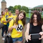 Promotion-Einsatz in Mannheim (18.07.2015)