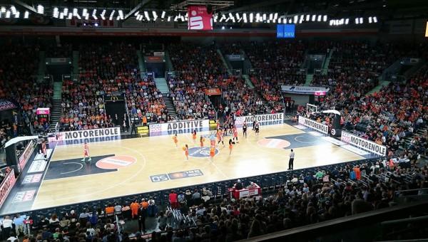Das Auftaktspiel gegen Würzburg in der ratiopharm Arena Ulm