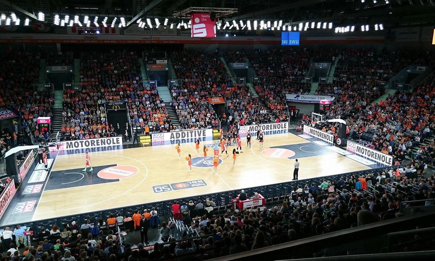 Veranstaltungskalender Ulm Neu Ulm Ratiopharm Arena