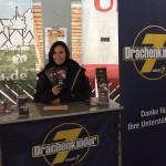 Promotion-Einsatz für das Radio7 Drachenkinder-Projekt