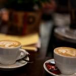 Kaffeekreation am Seeberger-Stand auf der Intergastra 2016 in Stuttgart