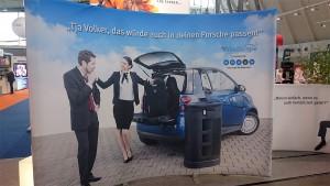 Unsere Models für die WindScape-Werbekampagne von Braun Digitaldruck Ulm