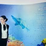 Einsatz unserer Hostessen für Braun Digitaldruck auf der wetec-Fachmesse 2016