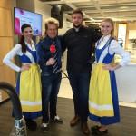 Radio Seefunk zu Gast an der IKEA-Abholstation in Ravensburg