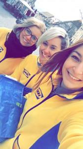 Wild Emotion Events Promoterinnen im Einsatz für IKEA zu Ostern 2016