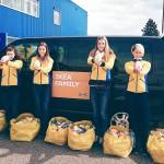 Promoterinnen für IKEA im Einsatz zu Ostern 2016 in Ulm und Ravensburg
