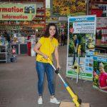 Promotion für das MULTIBRUSH-System der GLORIA Haus- und Gartengeräte GmbH