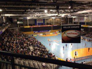Handball in der Arena Trier