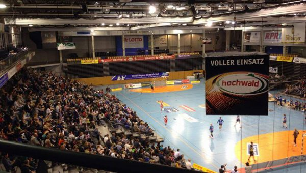 Handball in der Arena Trier
