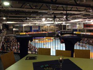 Handball in der Arena Trier, 2016
