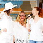 Modenschau im Bad Blau zum Sommer 2016