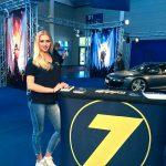 Promotion-Einsatz für Radio7 bei der Tuning World Friedrichshafen 2016
