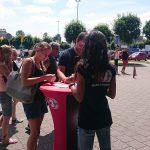 Promotion für das Donau3FM-Gewinnspiel