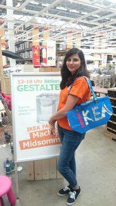 Frische Taschendesigns beim IKEA Midsommar-Fest in Ulm