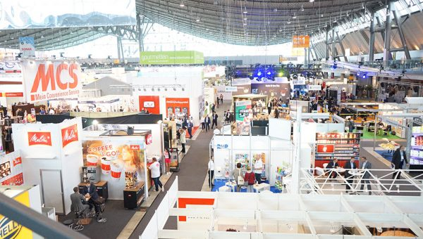 Die UNITI expo 2016 in Stuttgart