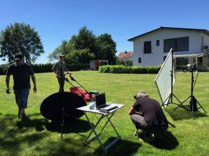 Katalog-Shooting für die AL KO Geräte GmbH