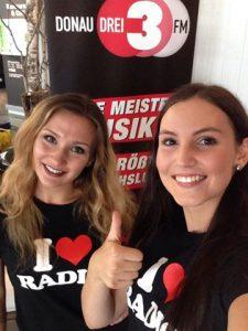 Promotion für Donau3FM am Schwörwochenende 2016 in Ulm