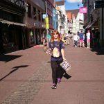Unterwegs in Ulm für TRENDYone