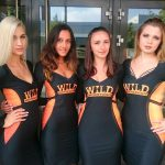Wild Emotion Events VIP-Hostessen bei der BBU '01 Tipoff-Gala 2016