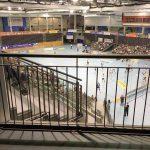 Bundesliga-Handball der Damen in der Trierer Arena