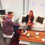 Die B2B-Kontaktmesse Business Contact 2016 in in der Ratiopharm Arena in Neu-Ulm