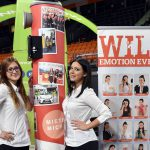 Der Wild Emotion Events Messestand bei der Business Contact 2016 in Neu-Ulm