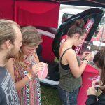 Festival-Promotion für Donau3FM