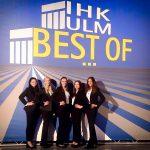 Wild Emotion Events VIP-Hostessen beim Best Of 2016 der IHK Ulm