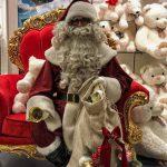Unser Weihnachtsmann zur Adventszeit 2016 im Galeria Kaufhof