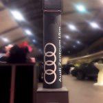 Die WILDE Fotobox beim Audi-Zentrum Ulm