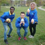 Für IKEA versteckten unsere Promoter zu Ostern über 1.000 Eier