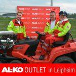 Die WILDE Fotobox bei AL-KO in Leipheim zur Eröffnung des neuen Outlet-Centers