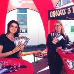Promotion für Donau3FM in 2017