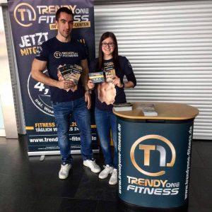 Sport-Promotion für TRENDYone 2017