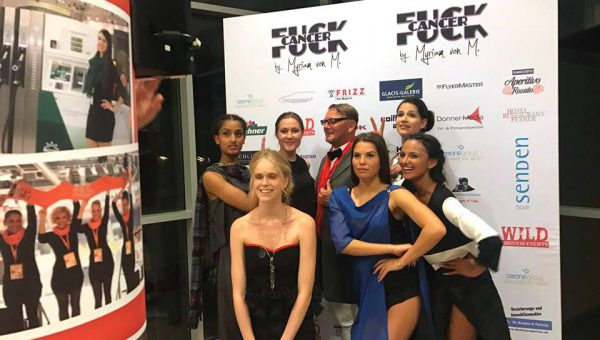 Fuck Cancer - Spendengala im Bürgerhaus Senden