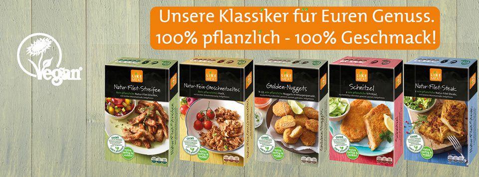 LikeMeat Produkte
