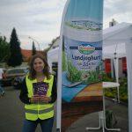 Unsere Promoter im Einsatz für die Stadt Neu-Ulm